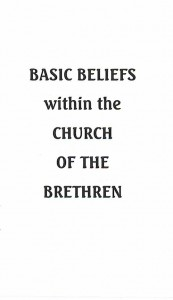 Basic Beliefs Within the Church of the Brethren